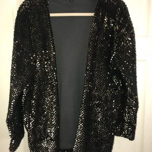 Express GLAM Sweater/Jacket